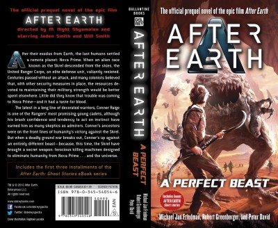 After Earth Perfect Beast toilet trained
